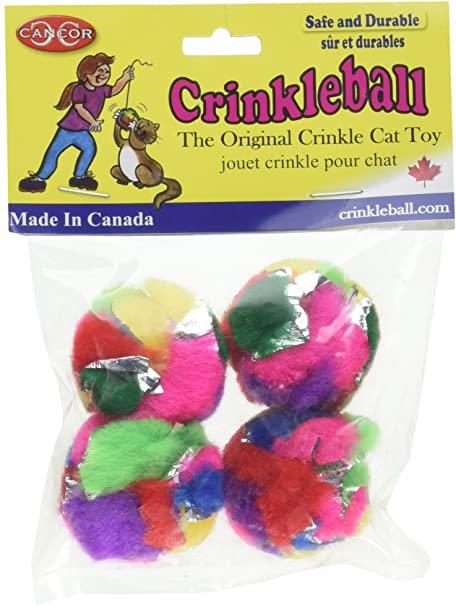 Crinkle Balls