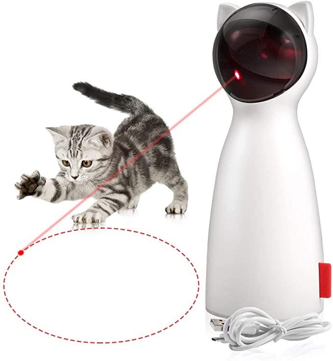 Laser lights for cats