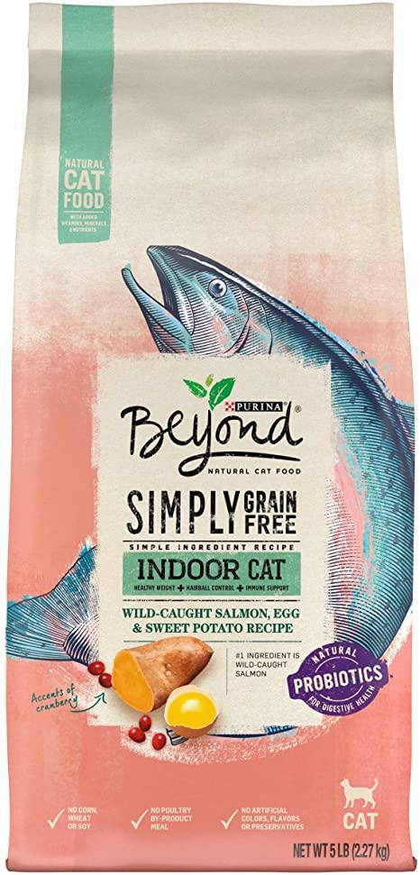 healthy cat food